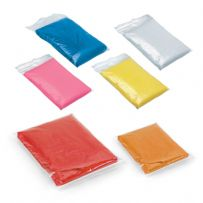 Pack of Five Waterproof Rain Ponchos
